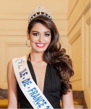Lison Di Martino - Miss Ile de France 2017