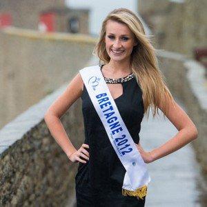 Estelle Sabathier - Miss Bretagne 2012