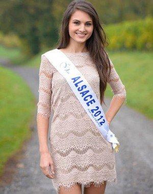 Émilie Koenig - Miss Alsace 2012
