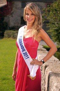Sophie Duval - Miss Normandie 2011