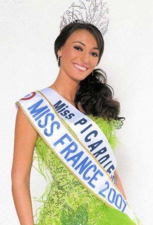Rachel Legrain-Trapani - Miss France 2007