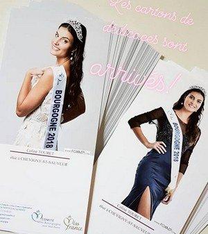 Coline Touret - Miss Bourgogne 2018