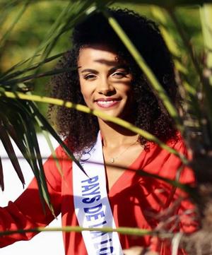 Diane Le Roux - Miss Pays de la Loire 2018