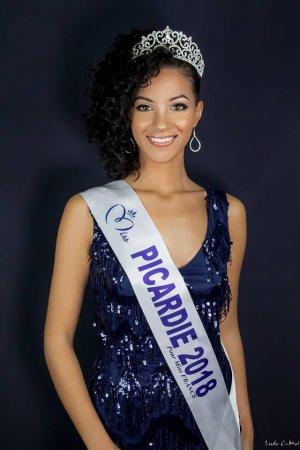 Assia Kerim - Miss Picardie 2018