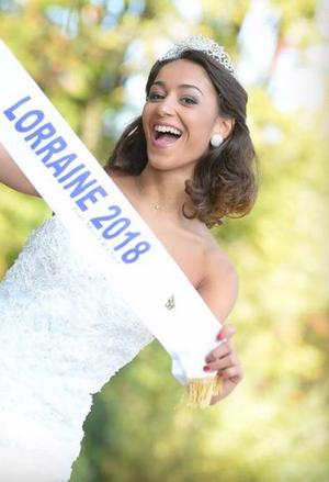 Emma Virtz - Miss Lorraine 2018