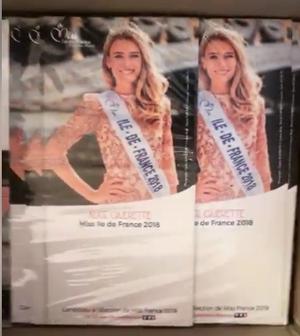 Alice Quérette - Miss Île de France 2018