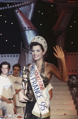 Mélody Vilbert - Miss France 1995