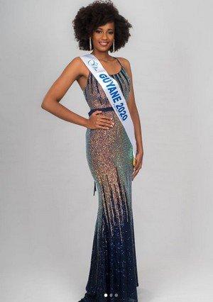 Héléneschka Horth - Miss Guyane 2020