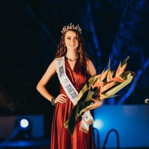 Louisa Salvan - Miss Nouvelle Calédonie 2020