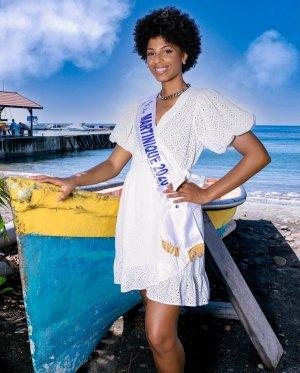 Séphorah Azur - Miss Martinique 2020