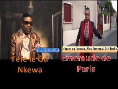 Fefe Nkewa Nkulu vs Nimrode de Paris