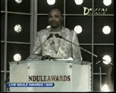 NDULE AWARDS 3 EME EDITION