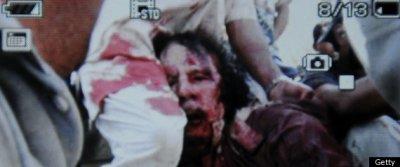 Colonel Kadaffi Est Mort