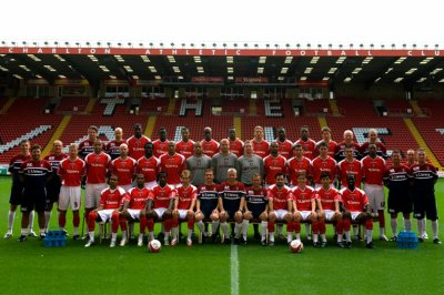 Notre equipes au complets charlton athletic
