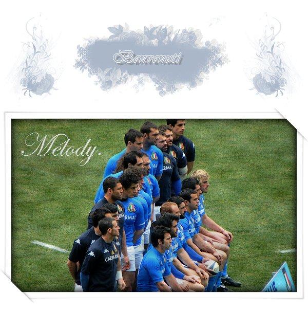 Parce que moi, je crois en eux plus que tout.Federazione Italiana Rugby