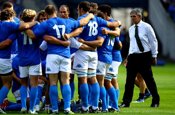Italia vs Scozia [20 août 2011 ~ Test Match]