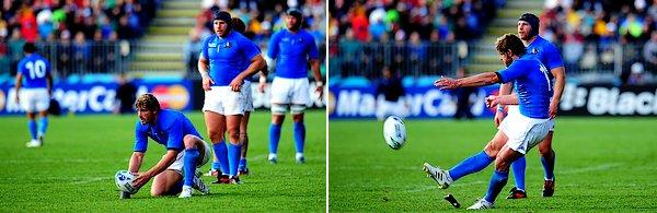 Australia vs Italia [11 septembre 2011 ~ Coupe du Monde]
