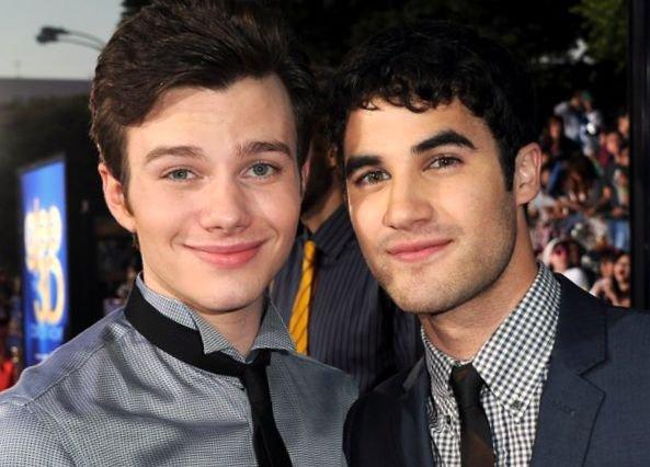 L'avis de Darren et Chris sur le couple Klaine