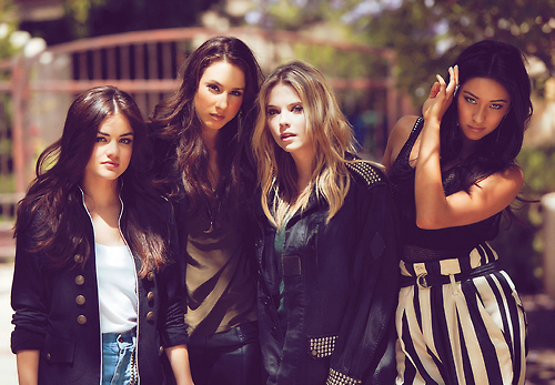Photo De Pretty Little Liars !!!