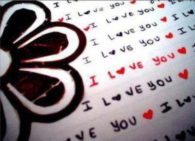 L'amour est la seule déception programmée, le seul malheur prévisible ...