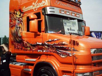 les beau camion de magnicour