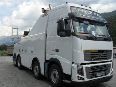 NEW VOLVO FH16 540CV OMARS