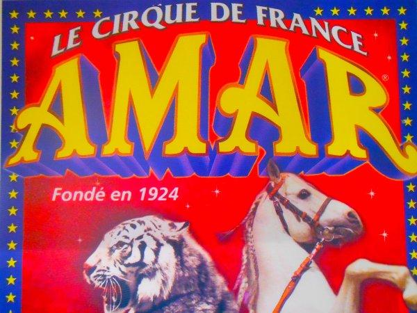 LES INSTALLATIONS DU CIRQUE DE FRANCE , ÇA CONTINUE ! :)