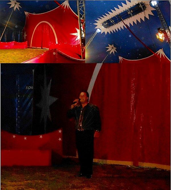 TOUT NOUVEAU REPORTAGE SUR LE SPECTACLE DU CIRQUE ALBARON À CAPESTANG !!