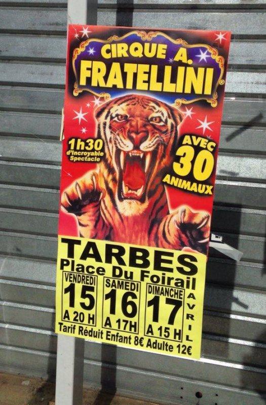 ACTUELLEMENT À TARBES !