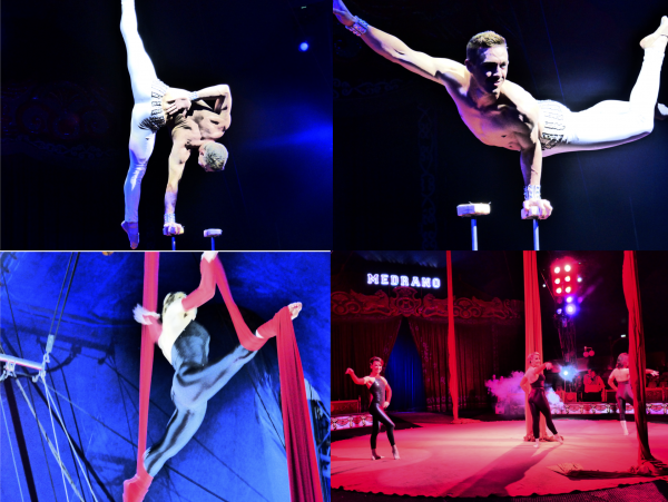 CIRQUE MEDRANO 2017 - ITALIE - LE SPECTACLE