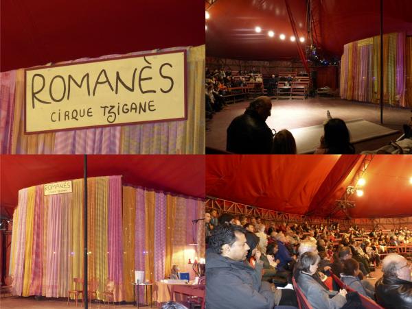 """LE CIRQUE TZIGANE DE LA FAMILLE ROMANÈS À PARIS 16e, ÉDITION 2018 : """"LES CORBEAUX SONT LES GITANS DU CIEL"""""""