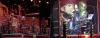 LE GRAND ORCHESTRE DE 10 MUSICIENS DU CIRQUE D'HIVER BOUGLIONE SOUS LA DIRECTION EXCEPTIONNELLE DE PIERRE NOUVEAU - À LA BATTERIE : MARIE