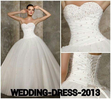 Robe de mariée - PRINCESSE 3 - 120 ¤