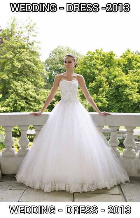 Robe de mariée - BOULE STRASS - 125¤