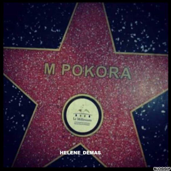 *** TOUT L'UNIVERS DE  M.POKORA ***