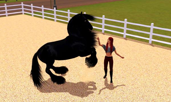 Blog de histoire sims 3 cheval blog de histoire sims 3 cheval - Cheval de rebelle ...