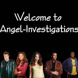 oO° Angel Investigations °Oo