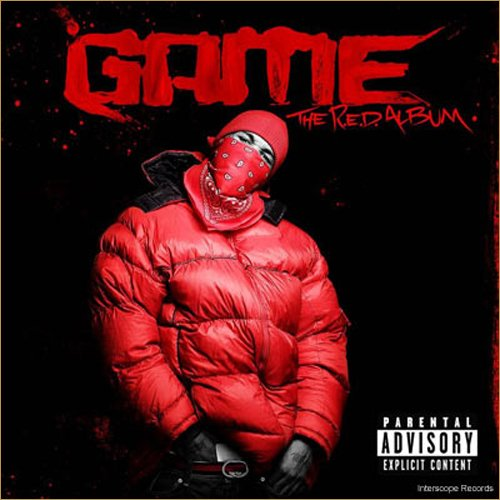 La Fouine ft The Game très prochainement + Cover (Red Album)
