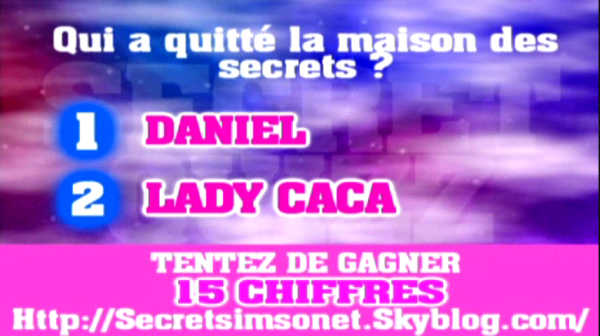 SECRET QUIZZ 4
