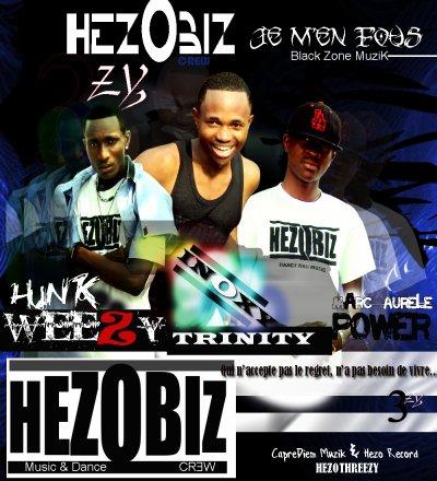 Single / Hezobiz -Je m'en fous (2012)