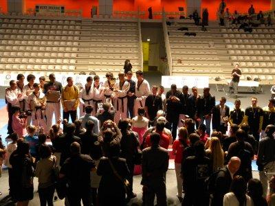 COUPE DE L'AMBASSADEUR DE COREE 2011