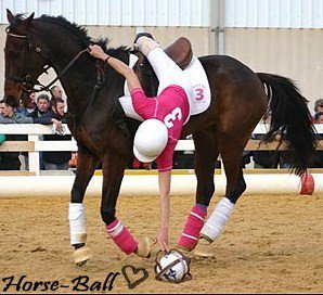 HORSE : BALL UN SPORT iNDiSPENSABLE <3