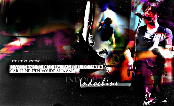 Indochine <3