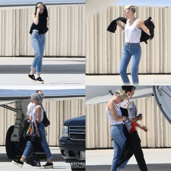 *  15.07.2013 : Miley était au Good Morning America !* Concernant sa tenue c'est original mais j'accroche pas tellement donc se sera un Bof. Mais j'adore le rouge a levre et les chaussures.  Sinon sa tenue quand elle prend son jet j'aime bien c'est simple et approprié Top. Sinon Vanessa est toujours a New York, vivement que la pomo de The Frozen Ground commence !