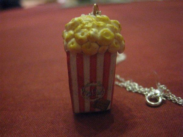 aussi le pop corn !!!