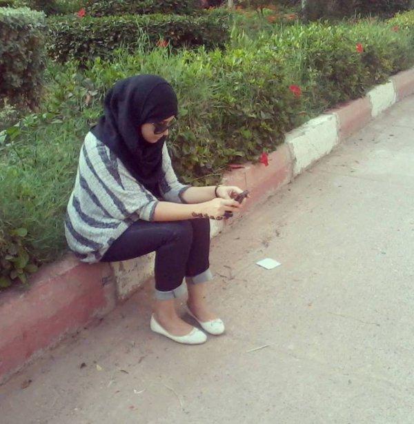 Rime ElHassani vous souhaite 3id Ad7a Mubarak Said , Et Kol Aam w Antoum b Alf Khayr  ^^