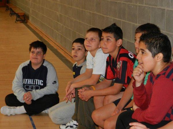 Handball ;-) - Ecole communale de Gilly Sart Allet