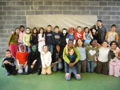 Halloween à l'école ! - Ecole communale de Gilly Sart Allet
