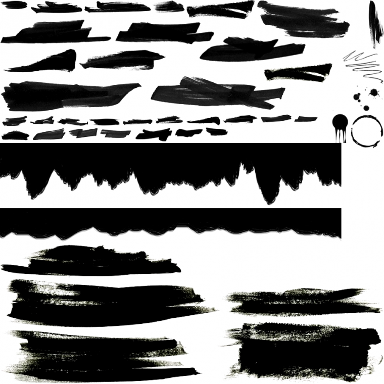 PACK BRUSH : TRACES DE PEINTURES (6 Images) PACK BRUSH : TRACES DE PEINTURES (6 Images)PACK BRUSH : TRACES DE PEINTURES (6 Images)