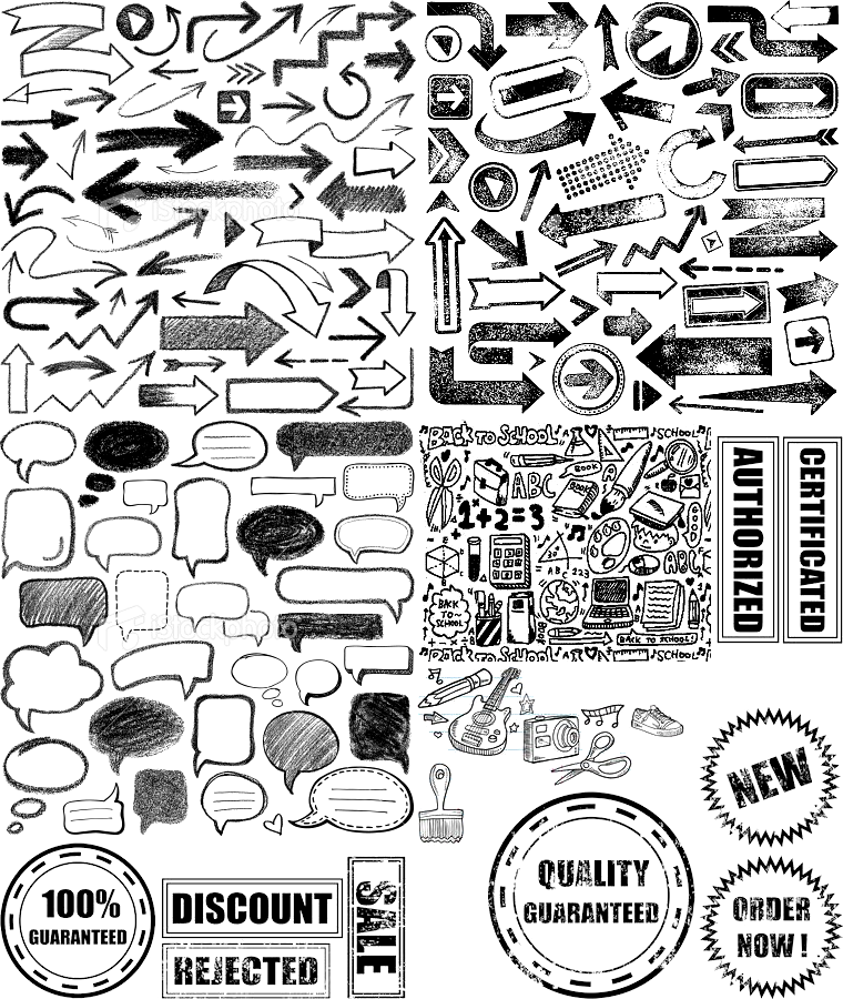 PACK BRUSH : FLECHE DESSIN ET AUTRES DESSINS (2 Images) & TEXTE (2 Images) PACK BRUSH : FLECHE DESSIN ET AUTRES DESSINS (2 Images) & TEXTE (2 Images)PACK BRUSH : FLECHE DESSIN ET AUTRES DESSINS (2 Images) & TEXTE (2 Images)